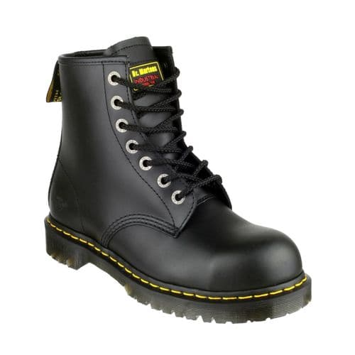 Dr Martens FS64 Icon 7B10 Boots Safety Black